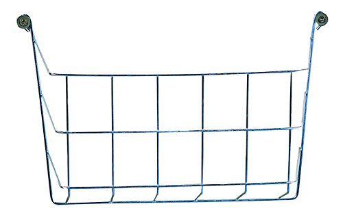 Kerbl 74110 Kaninchenraufe verzinkt, 25 cm