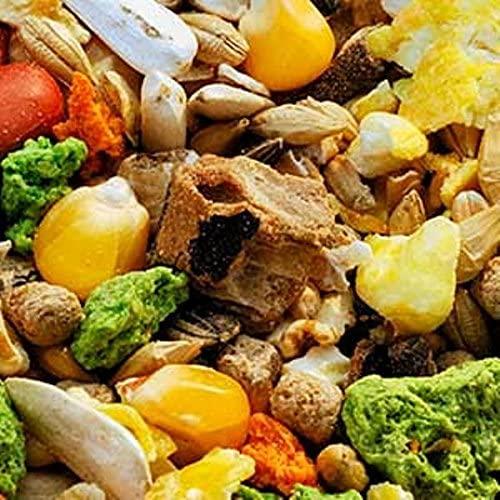 15 kg Garvo 5749 Melange Kaninchenfutter ohne Pellets
