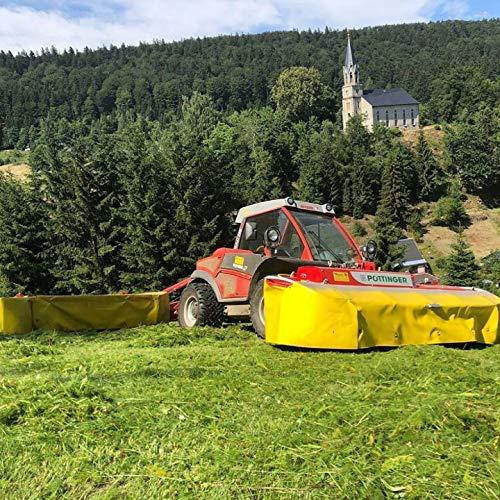 HEU-HEINRICH® 6 x 1kg Bio – Bergwiesen – Kräuterheu aus dem Naturpark Thüringer Wald - 6