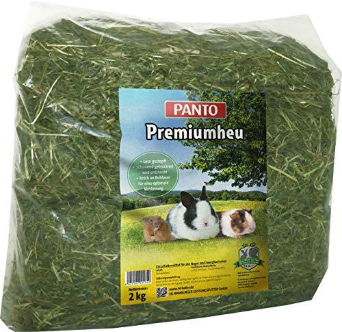 Panto Heu, 2er Pack (2 x 2 kg)