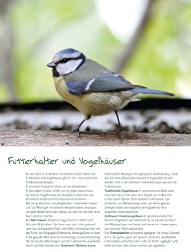 "Erdtmanns 520168 Futterhaus ""Little Bird"" - 2"