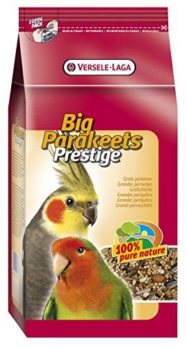 Versele Laga Vogelfutter für Großsittiche 1 kg, 3er Pack (3 x 1 kg)