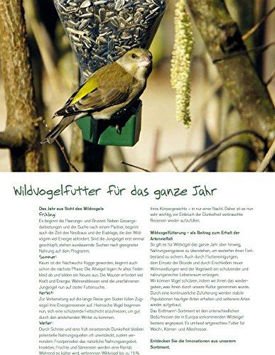 Erdtmanns Wildvogelfutter plus, 1er Pack (1 x 800 g) - 9