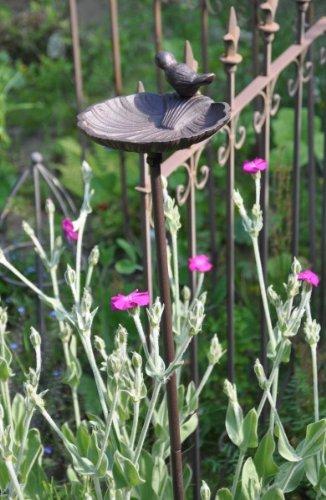 Vogeltränke auf Stab – Höhe 98 cm - 2