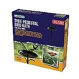 Gardman A01690 Vogelbad Baumstamm für Gartenvögel - 2