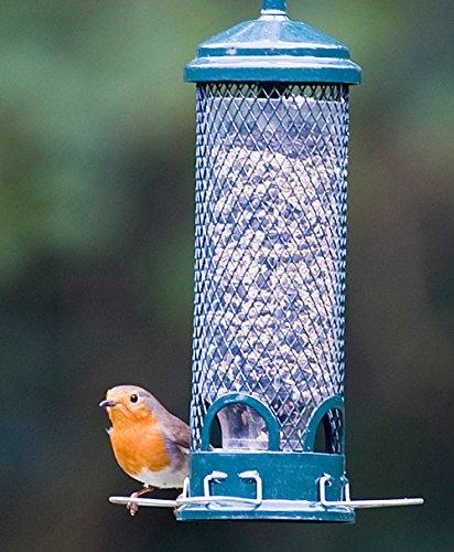 Squirrel Buster Mini Vogelfutterstation - 7