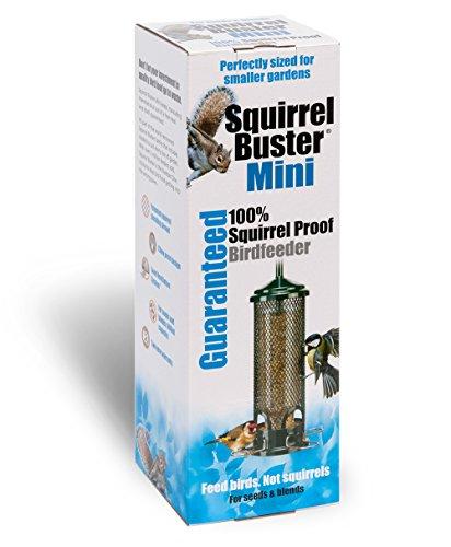 Squirrel Buster Mini Vogelfutterstation - 8
