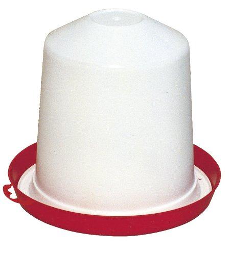 Kerbl 70210 Kunststoff-Tränke für Küken und Hühner, 10 L