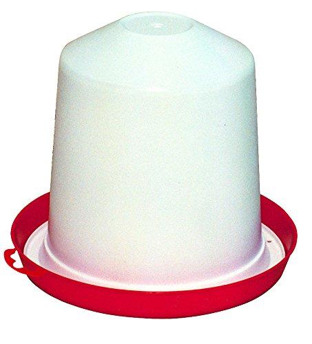 Kerbl 70210 Kunststoff-Tränke für Küken und Hühner, 10 L - 2