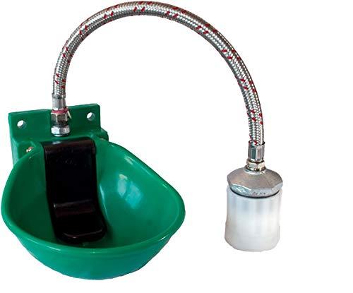 Lister 00-0051000 Tränke Anbautränke für IBC-Wasserfässer