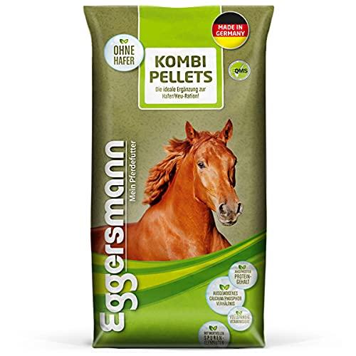 Eggersmann Kombi Pellets 10 mm für Pferde, 1-er Pack (1 x 25 kg)