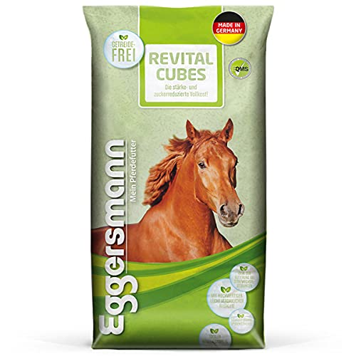 Eggersmann ReVital Cubes für Pferde, 1-er Pack (1 x 25 kg)