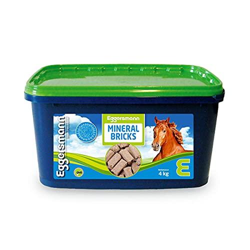 Eggersmann Mineral Bricks für Pferde, 1-er Pack (1 x 4 kg)