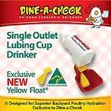 Dine a Chook Hühner Futterautomat Set Futter/Wasser - 3