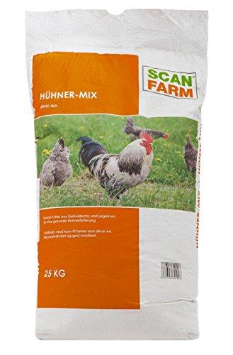 ScanFarm® Hühner-Mix, 25 kg Hühnerfutter - 2