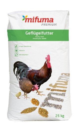 Mifuma Hühnerfutter Legemehl Premium 25 kg