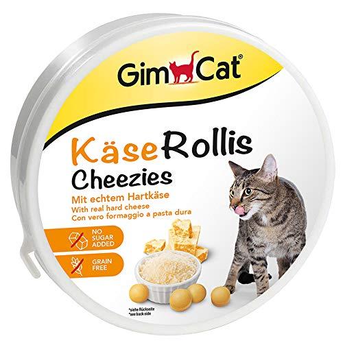 GimCat Käse-Rollis, 1 Dose (1 x 50 g)