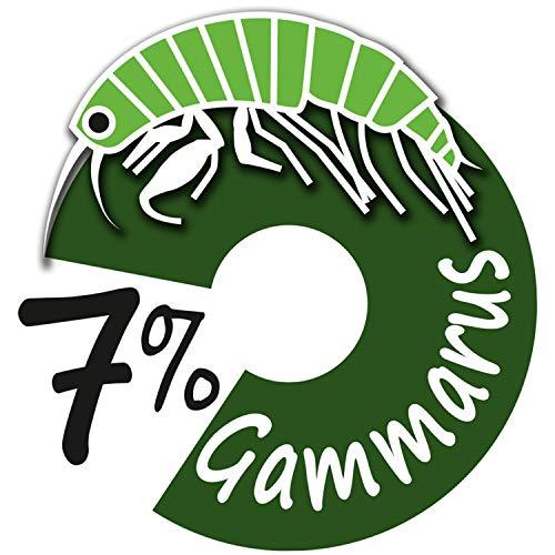 sera 07108 pond mix royal 21 l – Futtermischung aus Flocken, Sticks und mit 7 % Gammarus als Leckerbissen für alle Teichfische - 3