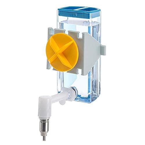 Ferplast 84676070 Nager-Trinkautomat SIPPY 8476 LARGE, Befestigung am Gitter oder an glatten Oberflächen, Inhalt: 600 ml