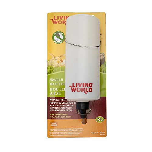 Living World 61545 Wassertränke extragroß 900ml - für Nager