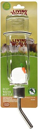 Living World 61581 Wassertränke aus Glas 355 ml für Kleintiere - 4