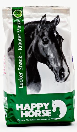 Happy Horse Leckersnacks Kräuter/Minze 1 kg