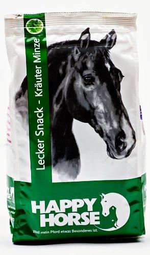 Happy Horse Leckersnacks Kräuter/Minze 1 kg