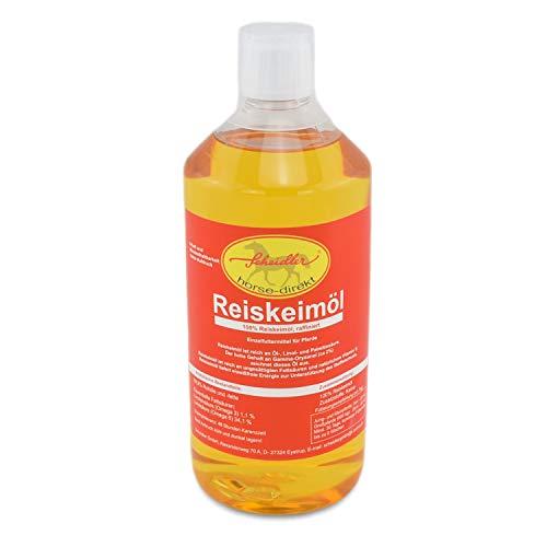 Reiskeimöl 1 Liter Dosierflasche,Versandkostenfrei!