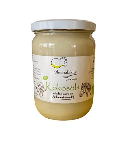 Kokosöl+ für Tiere - Inhalt 200ml