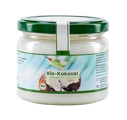 100ProBio Kokosöl nativ, 1er Pack (1 x 0.25 l)