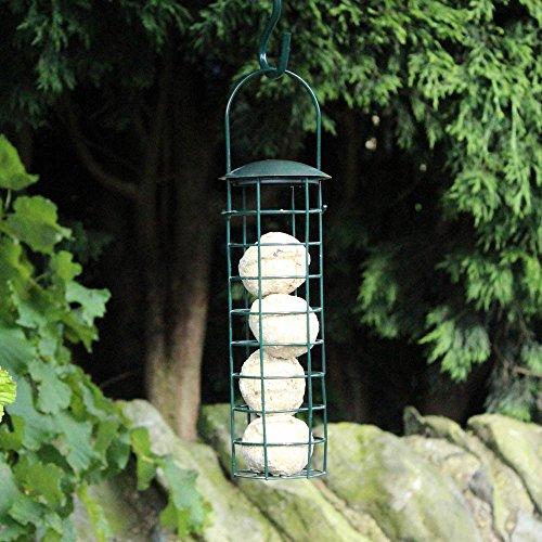Kingfisher grün Standard Suet Ball Feeder Futterspender für Vögel - 3