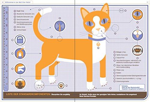 Katze – Betriebsanleitung: Intriebnahme, Wartung und Instandhaltung - 2