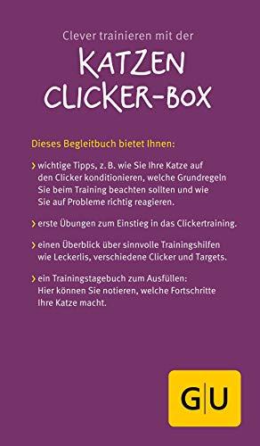 Katzen-Clicker-Box: Plus Clicker für  sofortigen Spielspaß (GU Tier-Box) - 12