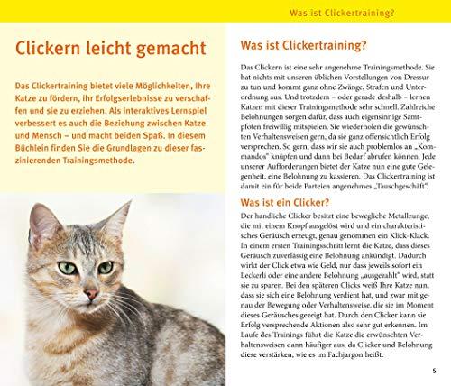Katzen-Clicker-Box: Plus Clicker für  sofortigen Spielspaß (GU Tier-Box) - 6