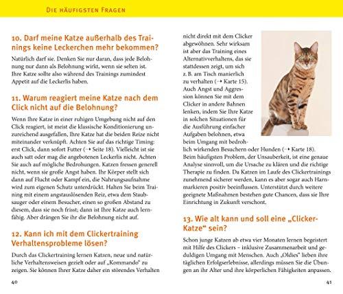 Katzen-Clicker-Box: Plus Clicker für  sofortigen Spielspaß (GU Tier-Box) - 7