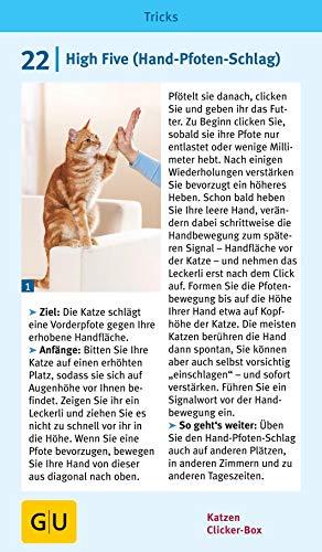 Katzen-Clicker-Box: Plus Clicker für  sofortigen Spielspaß (GU Tier-Box) - 8