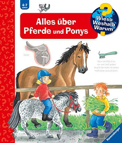 Alles über Pferde und Ponys (Wieso? Weshalb? Warum?, Band 21) - 2