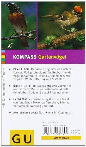 Gartenvögel: bestimmen leicht gemacht (GU Naturtitel) - 2