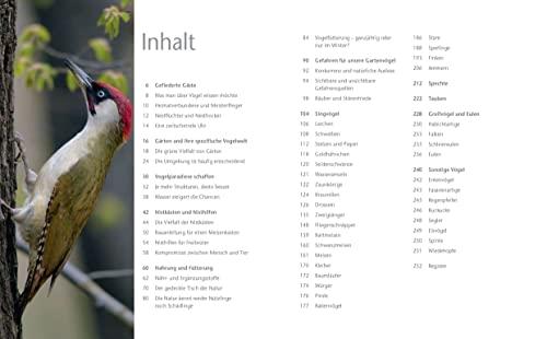 Vögel zu Gast im Garten: Beobachten, bestimmen, schützen (inkl. CD) - 7