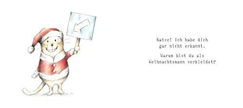 Gestatten, die Weihnachtskatze! - 3