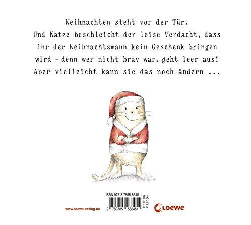 Gestatten, die Weihnachtskatze! - 4