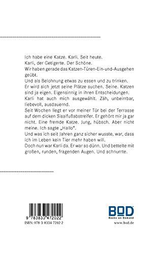 Als Karli kam … Ein Katzenbuch In Liebe - 2