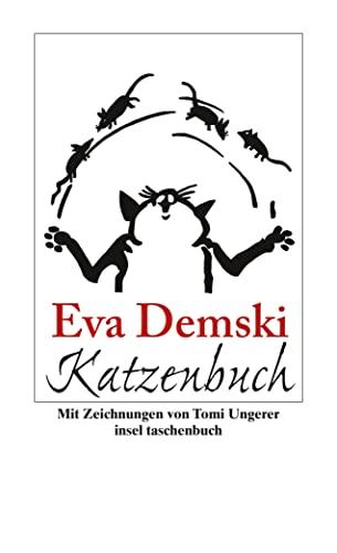 Katzenbuch: Mit Abbildungen von Tomi Ungerer (insel taschenbuch)