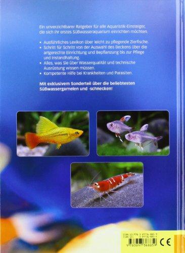 Mein Aquarium: Handbuch für Einsteiger. Extrateil: Garnelen - 2