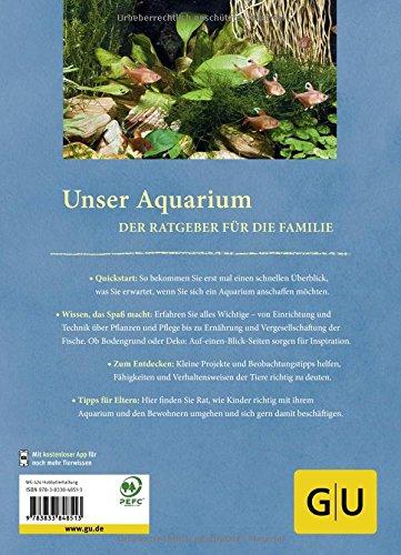 Faszinierendes Aquarium: So fühlen sich die Fische wohl. Mit Eltern-Tipps (GU Mein Heimtier) - 2