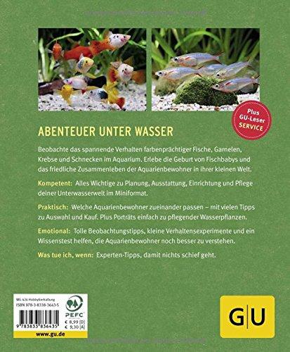 Aquarien – Spaß für Kinder: Spannende Unterwasserwelt (GU Tierratgeber) - 3