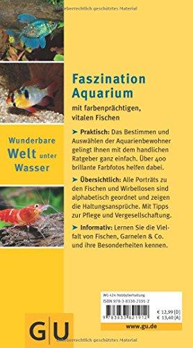 Aquarienfische von A bis Z: Über 300 beliebte Süßwasserfische. Mit schönen Kleinstfischen fürs Nano. (GU Der große Kompass) - 8