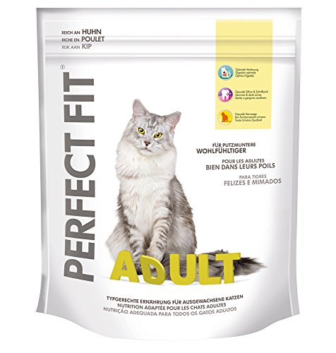 Perfect Fit Adult Reich an Huhn, 1er Pack (1 x 750 g)