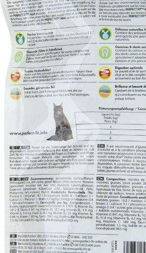 Perfect Fit Adult Reich an Huhn, 1er Pack (1 x 750 g) - 2
