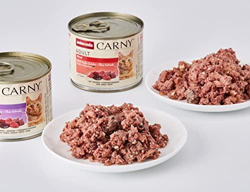 Animonda Carny Adult Mix1 12 x 200 g – Katzenfutter - 2